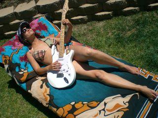 Emily Backyard Bikini