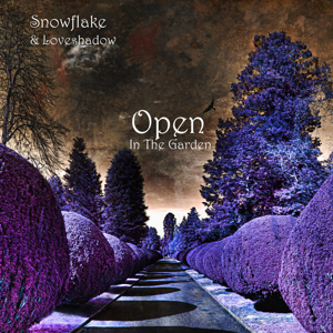 Cover of Snowflake & Loveshadow Open In The Garden
