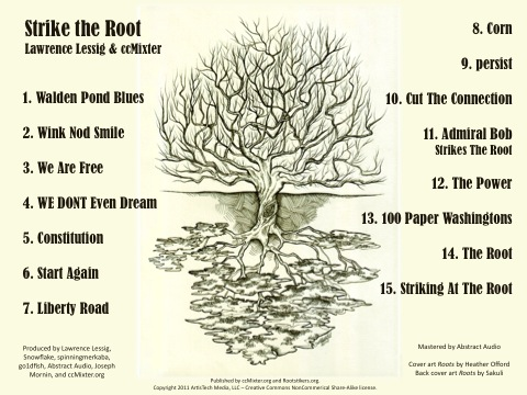 Strike the Root | Releases | ccMixter Listening Lounge | TuneTrack