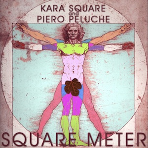 Cover of Kara Square and Piero Peluche Square Meter