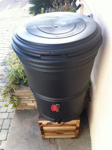 AWAKE Community rainbarrels