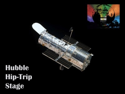 Hubble Hip-Trip Stage ccMixter