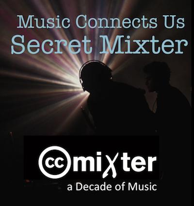 Music Connects us Secret Mixter