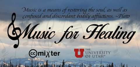 Music for Healing ccMixter UofU by Trevor Hooper