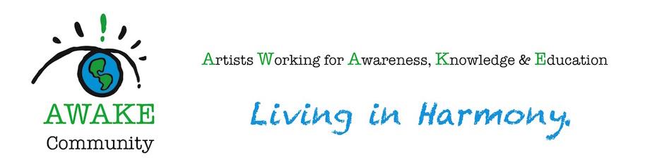 AWAKE homepage banner