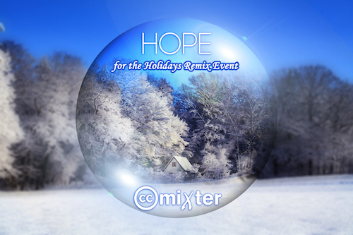 Hope for the Holidays at ccMixter