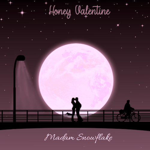 Cover of Madam Snowflake Honey Valentine